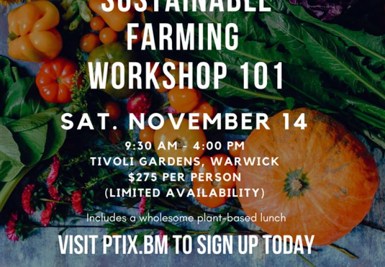 Sustainable Farming Workshop 101