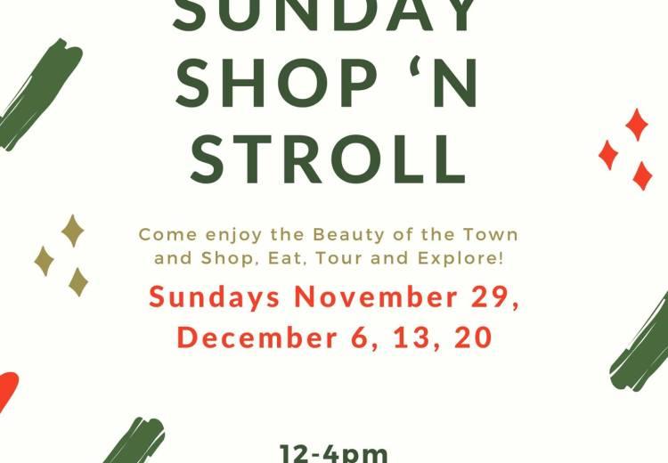 Shop N' Stroll
