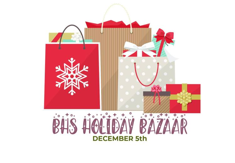 BHS Holiday Bazaar