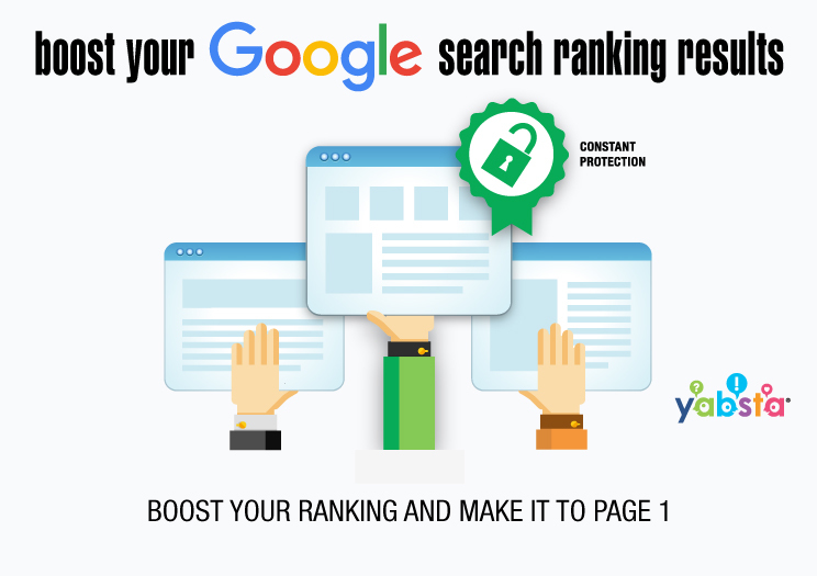 To boost your website's Google ranking in Bermuda, contact our team at 297-YELL(9355).