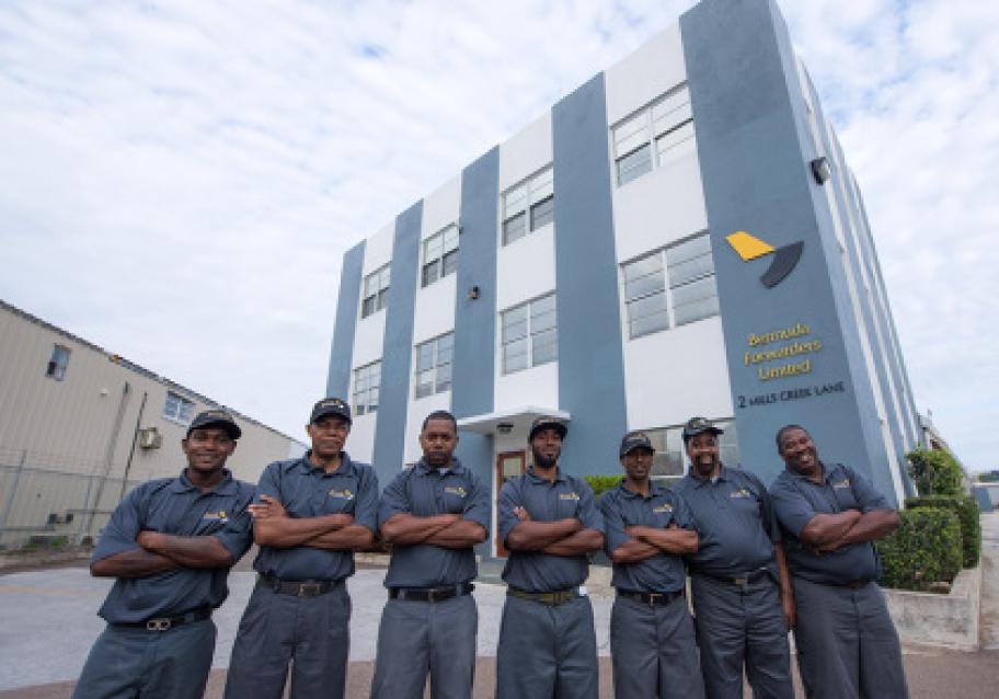 Bermuda Forwarders Ltd.