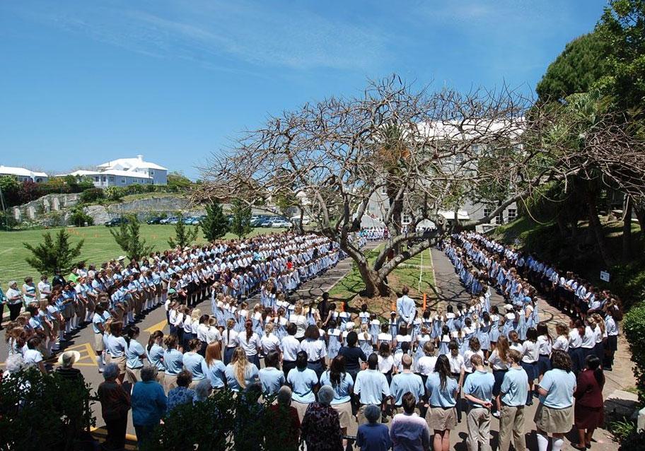 Bermuda High School