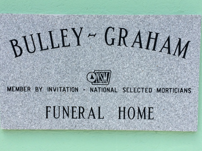 Bulley-Graham-Rawlins Funeral Home