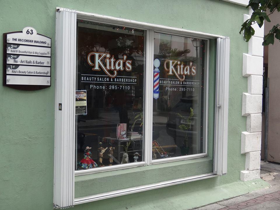 Kim - Kita's Beauty & Barber Shops