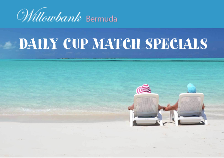 Daily Cup Match Special Offers Until August 5th