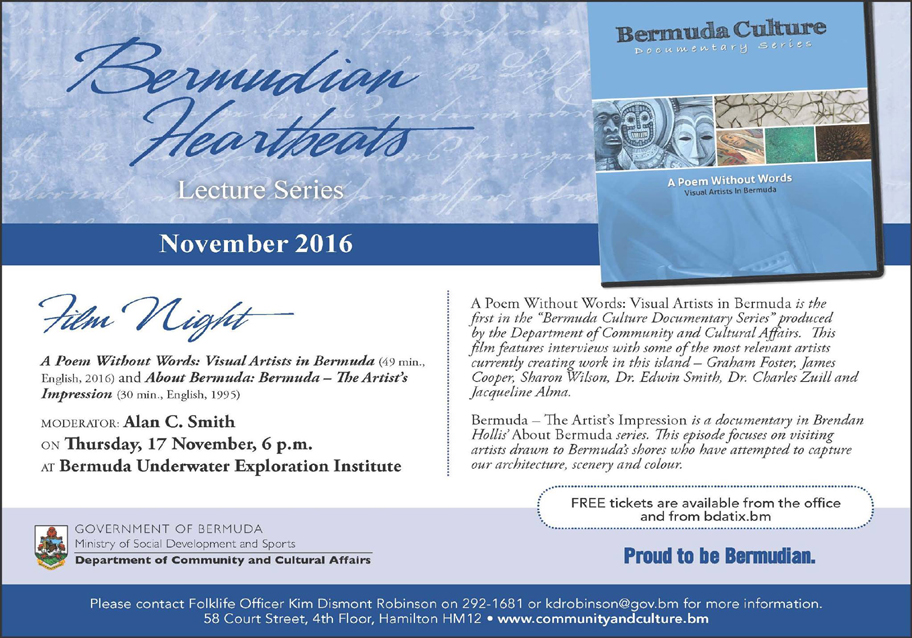 Government of Bermuda - Department of Community and Cultural Affairs