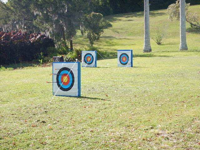 Bermuda Archery and Fencing, David Semos