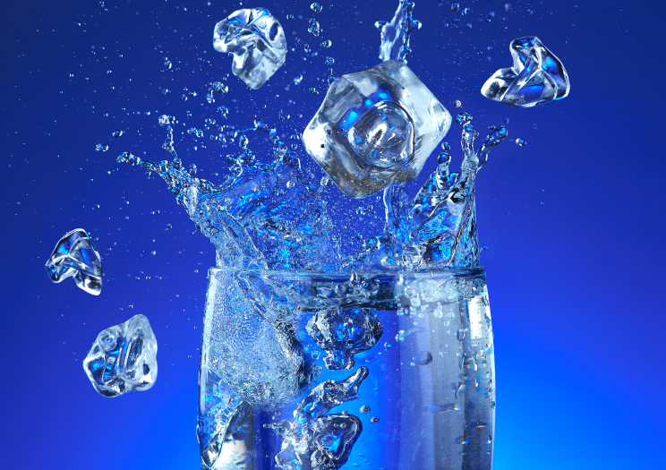 PURE Water & PURE Ice Vending Machine NOW OPEN 24 Hours