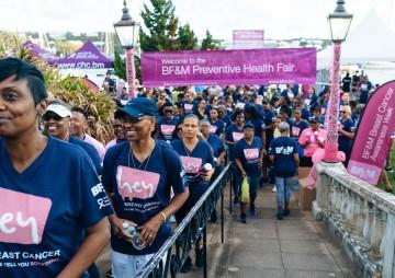 BF&M Breast Cancer Walk 2020