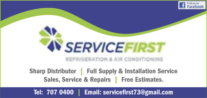 Service First - Refrigeration & Air Conditioning