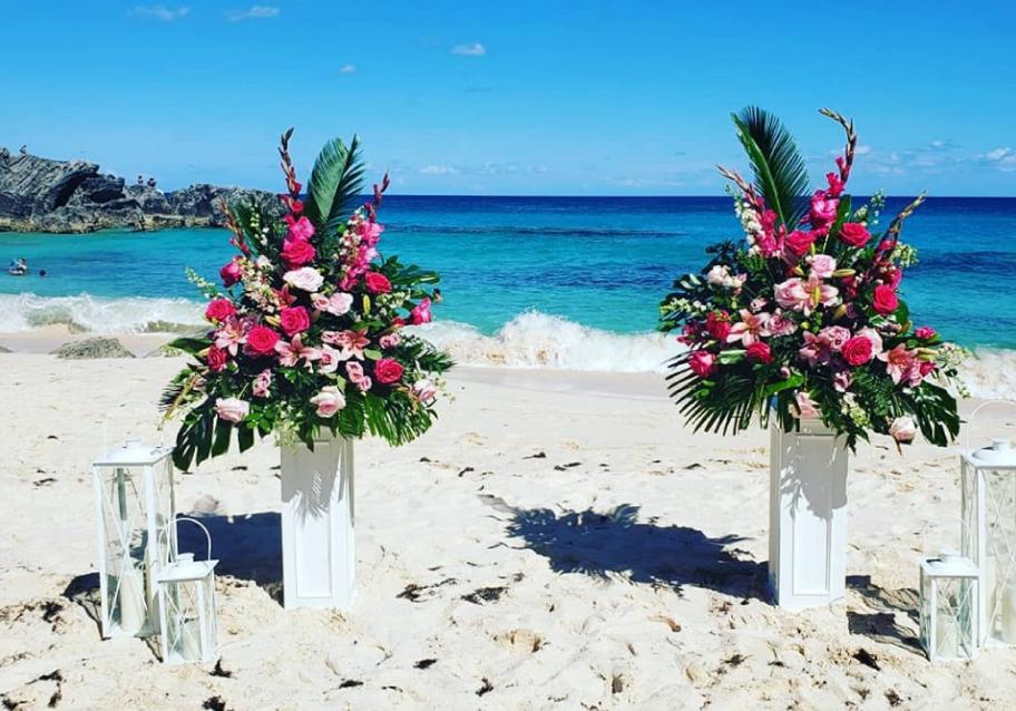 Destination Wedding Bermuda