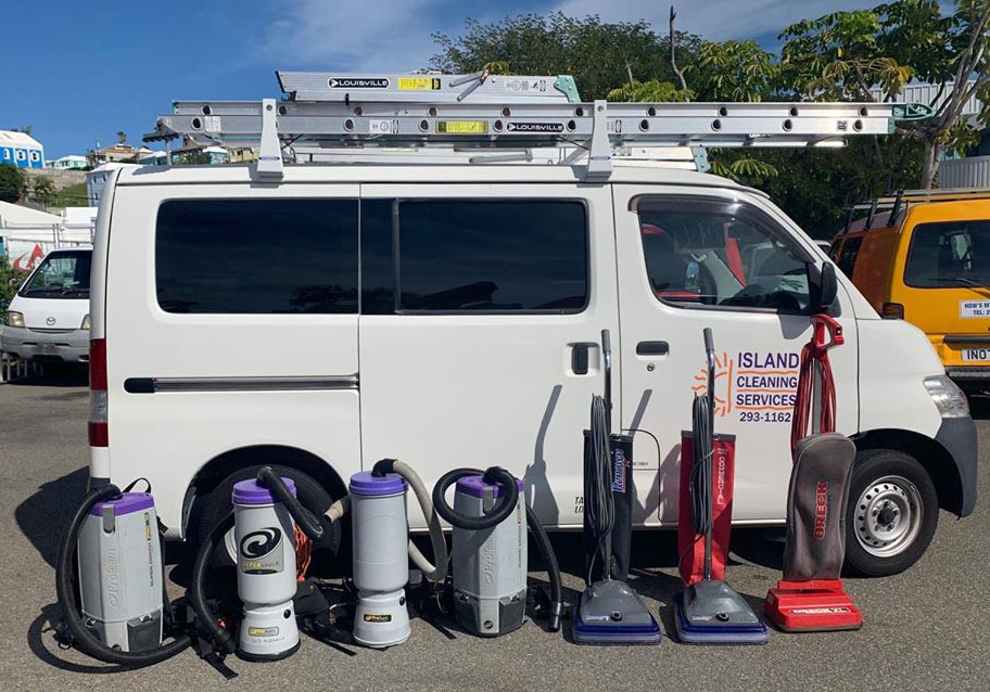 Island Cleaning Services