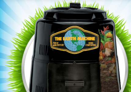 EarthMachine Composter Now Available!