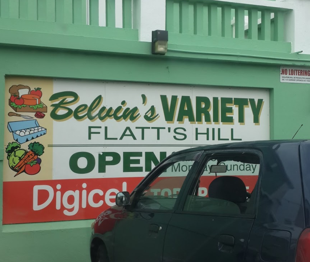 Belvin's Variety - Flatts Hill