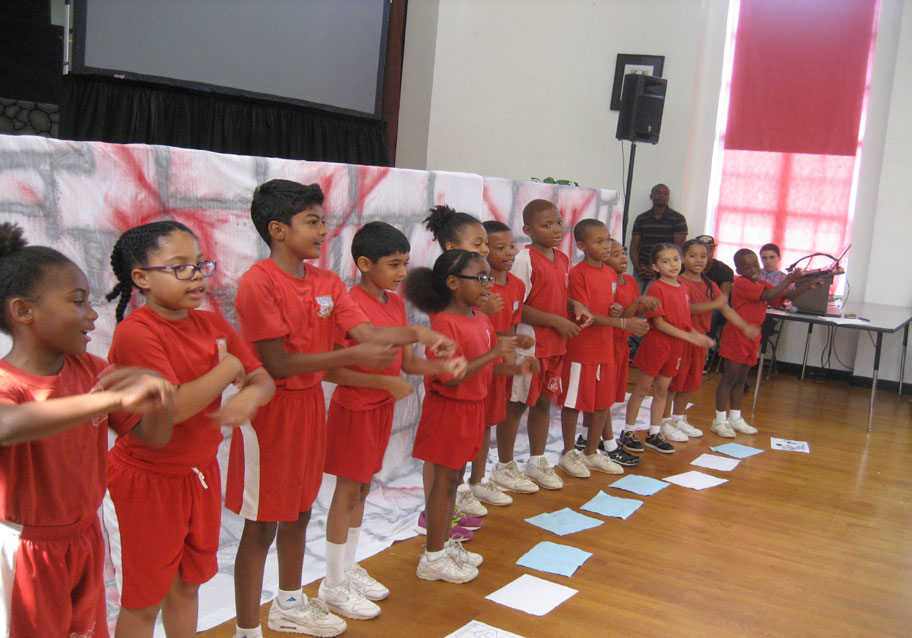 Government of Bermuda - Francis Patton Primary School