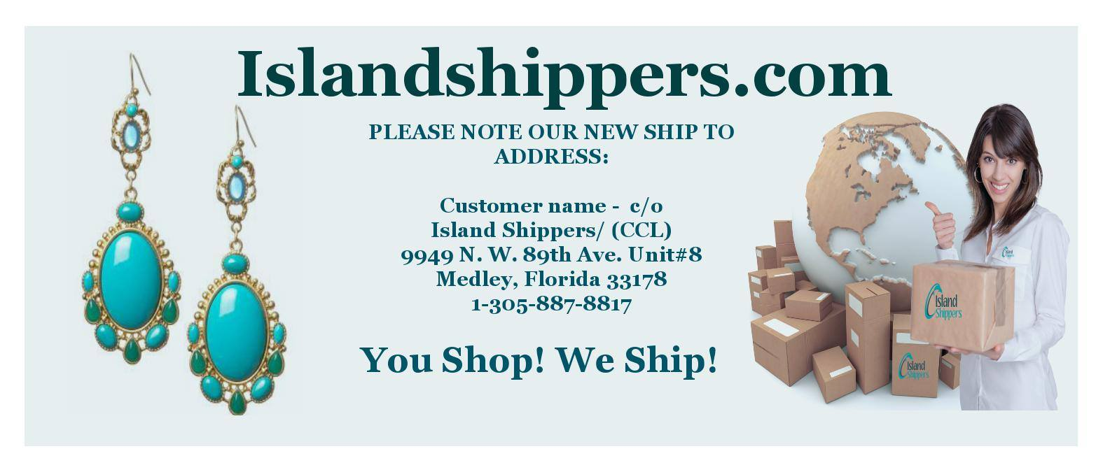 ISLAND SHIPPERS - Small Package Service