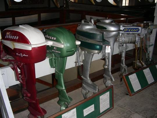 Bermuda - Classified - Antique and classic outboards for sale