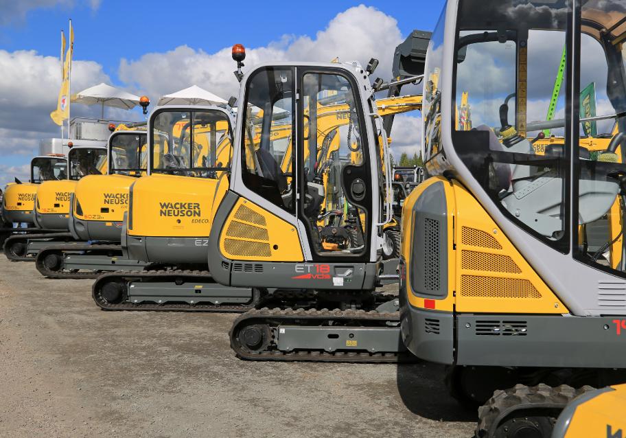 M.R. Construction Ltd.