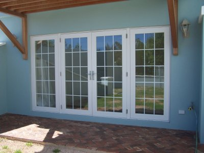 PVC Windows & Doors - Bermuda Shutters