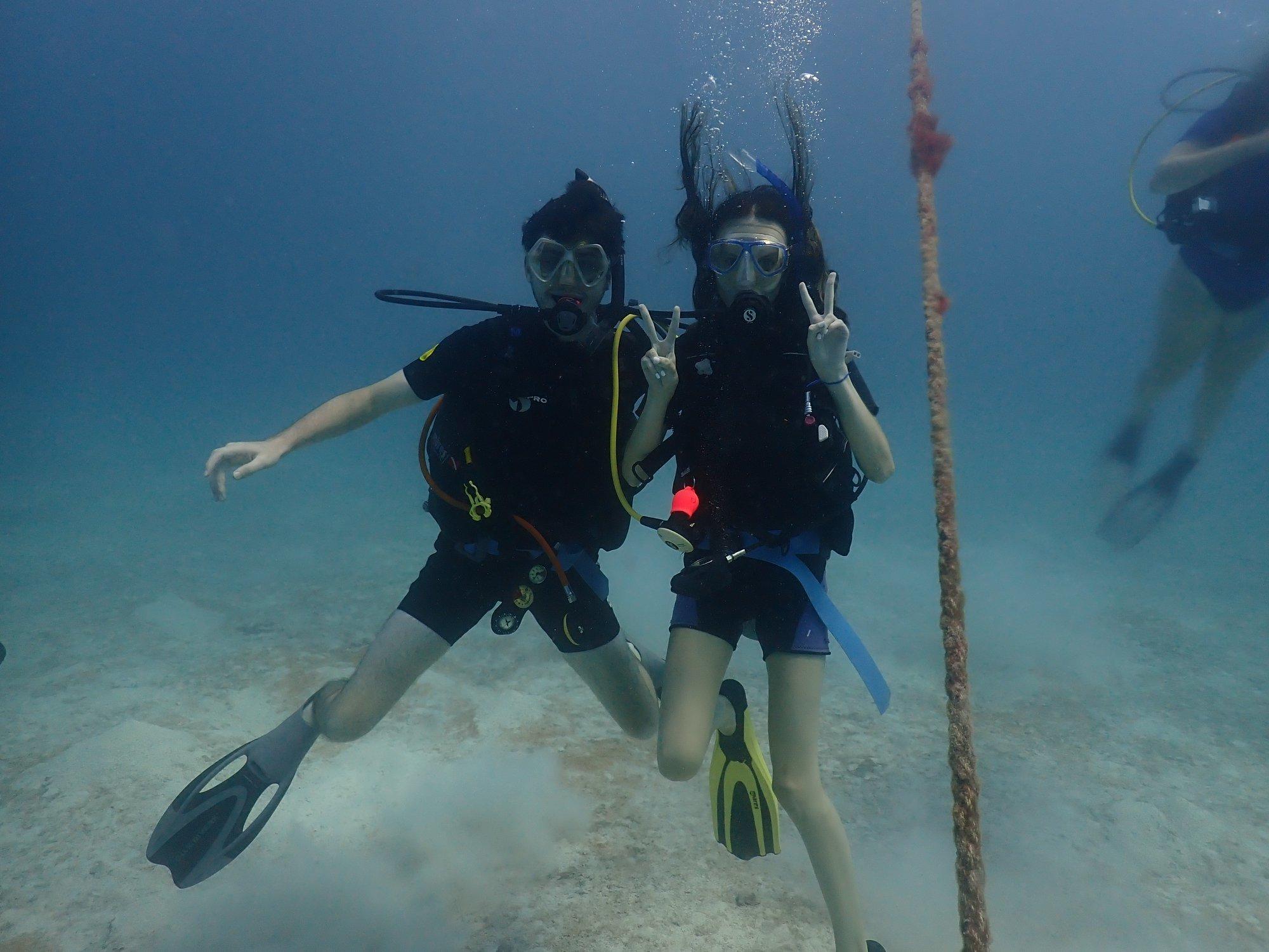 Blue Water Divers & Watersports Ltd.