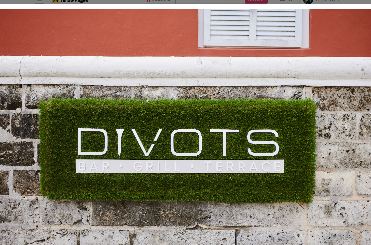 Divots Bar, Grill and Terrace