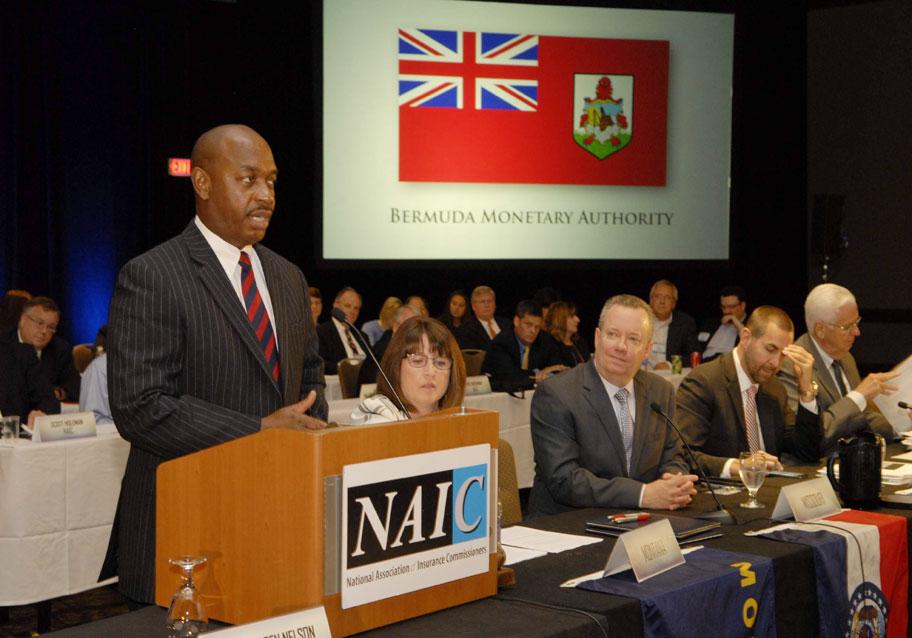 Bermuda Monetary Authority
