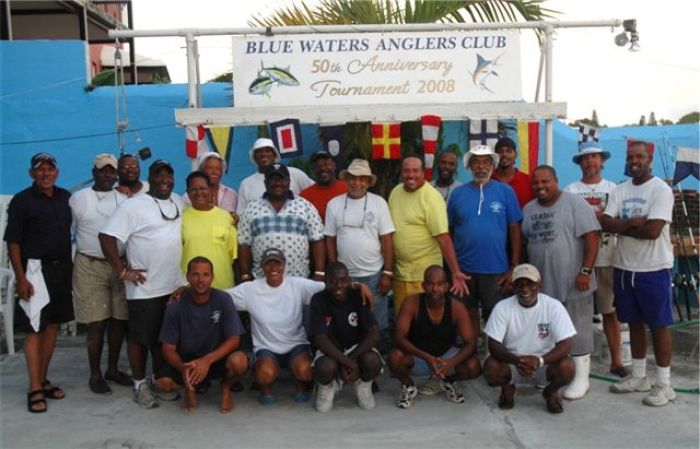 Blue Water Angler's Club & Bar