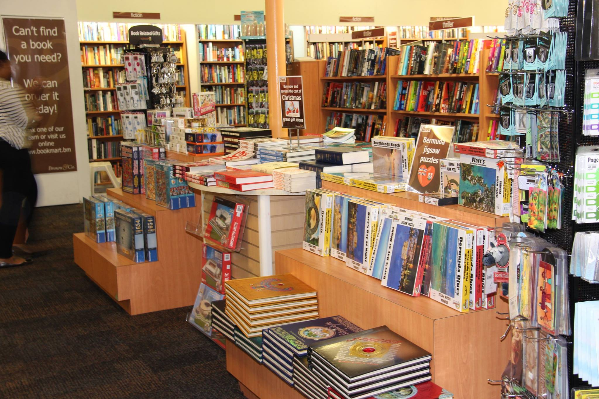 Bookmart, The