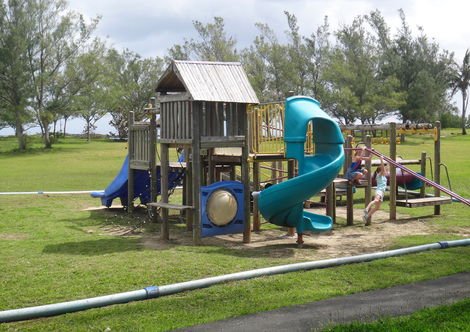 Clearwater Beach Playground
