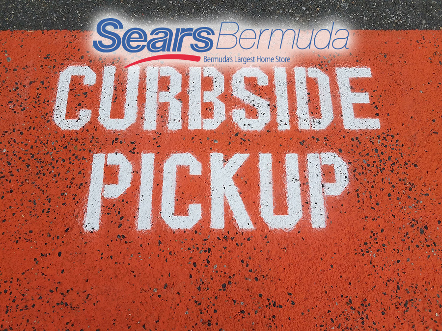 Sears Curbside Pick-Up During COVID-19 Shelter In Place