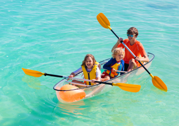 Family Paddle Adventure