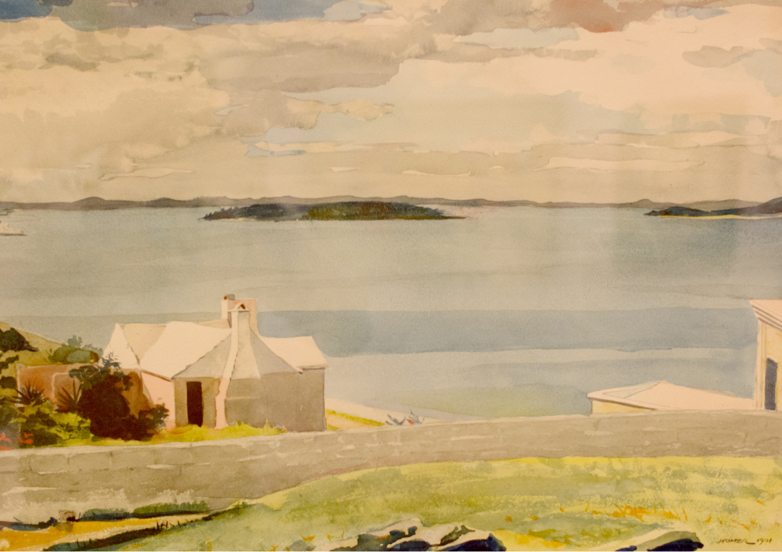 Paget Island