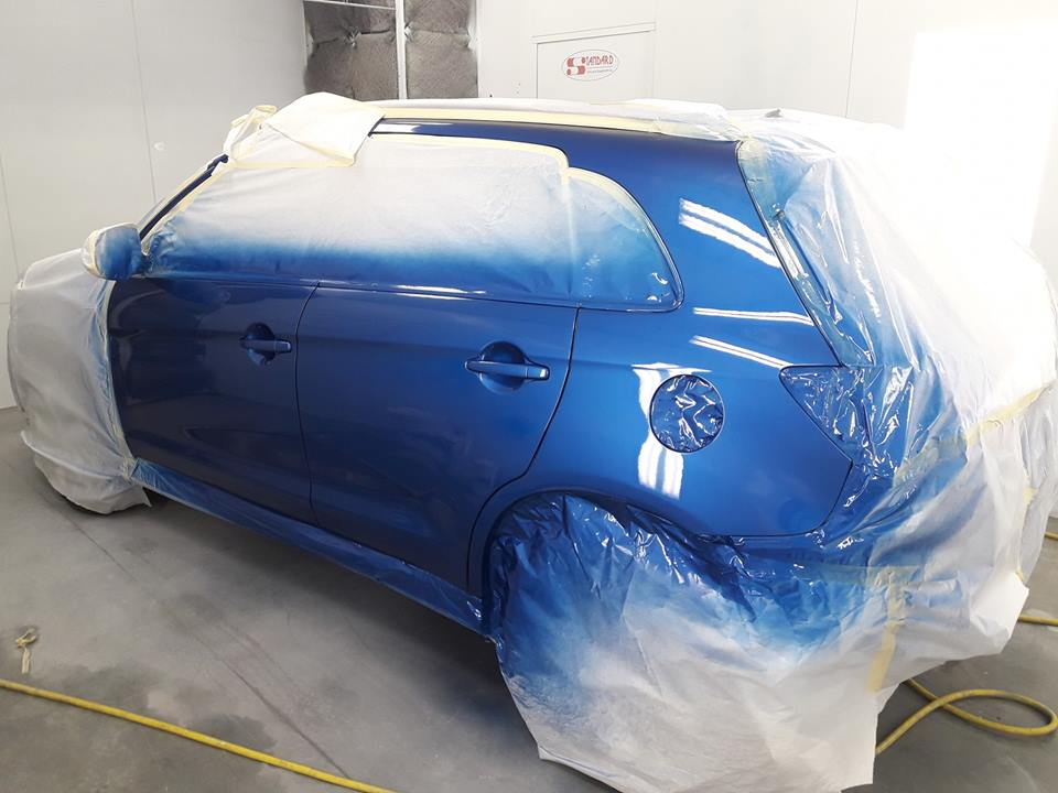 SPR Auto & Refinishing Ltd