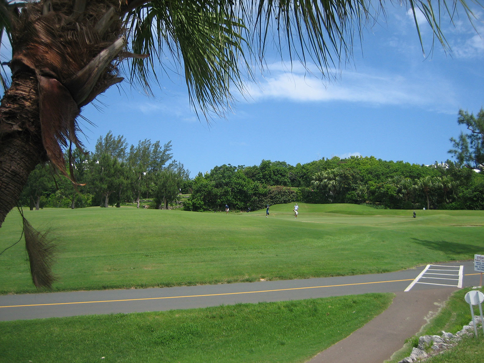 Mid-Ocean Golf Course