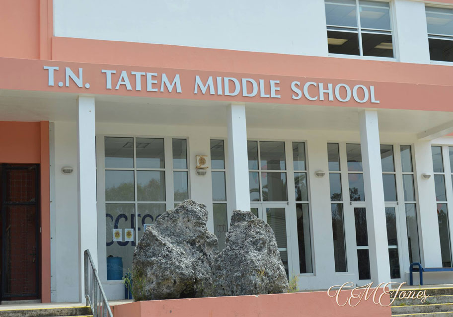Government of Bermuda  - T N Tatem Middle School