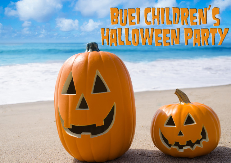 BUEI Children's Halloween Party