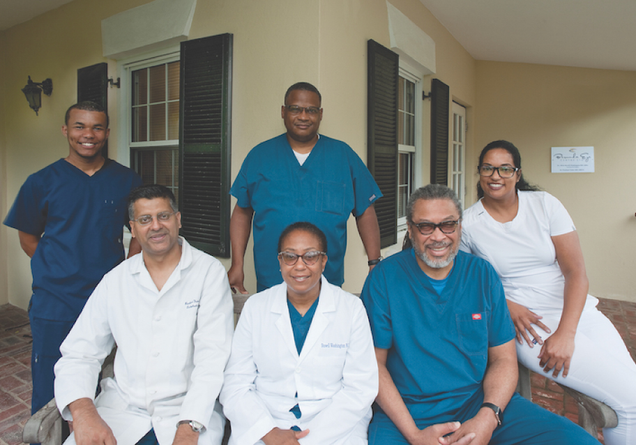Stovell-Washington, Dr. Alicia, M.D. Bermuda Eye Centre