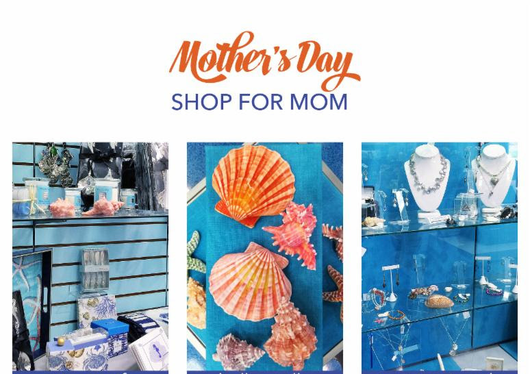 Mother's Day at Oceans Gift Shop