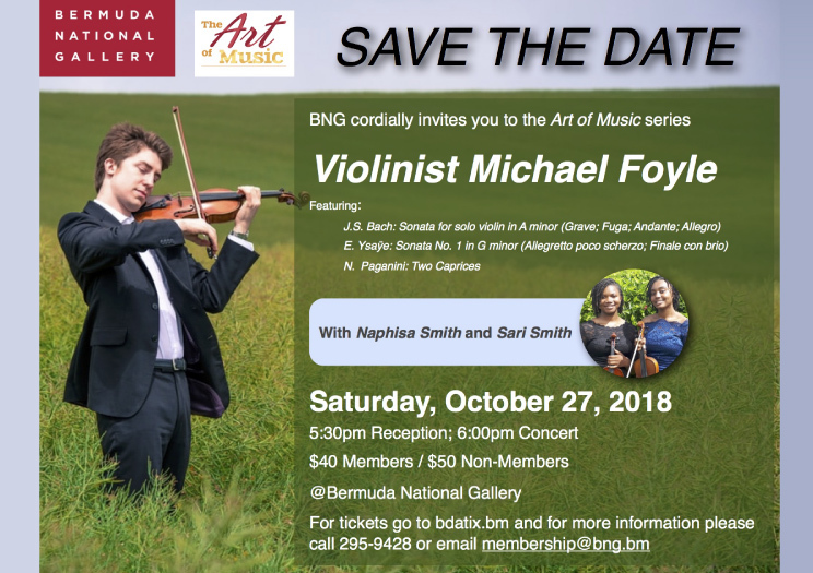 Art of Music Event - Saturday October 27th
