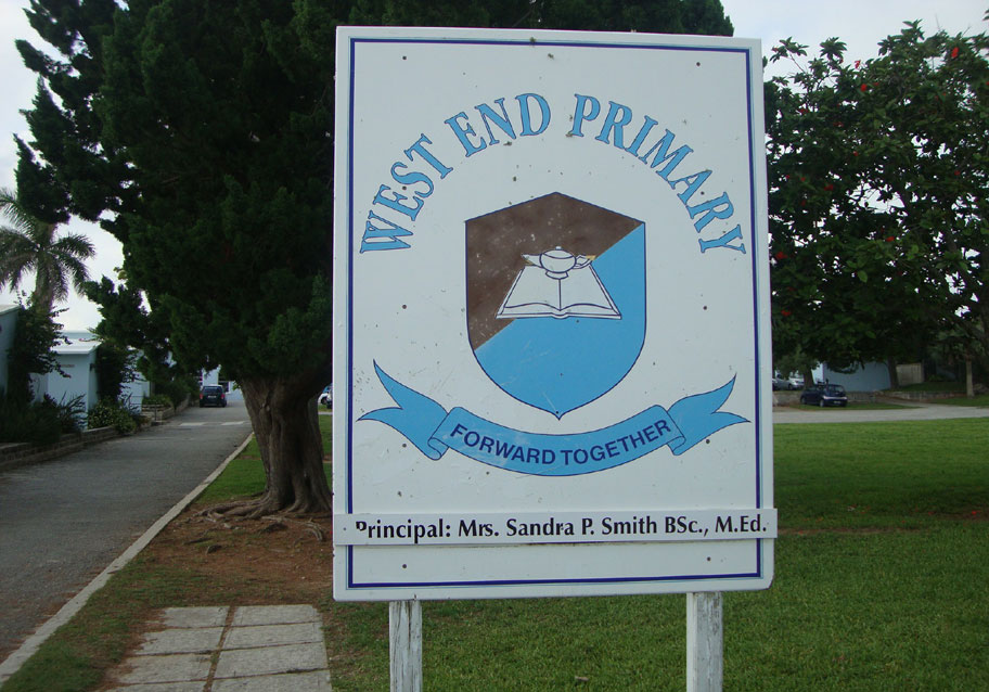 Government of Bermuda - West End Primary School