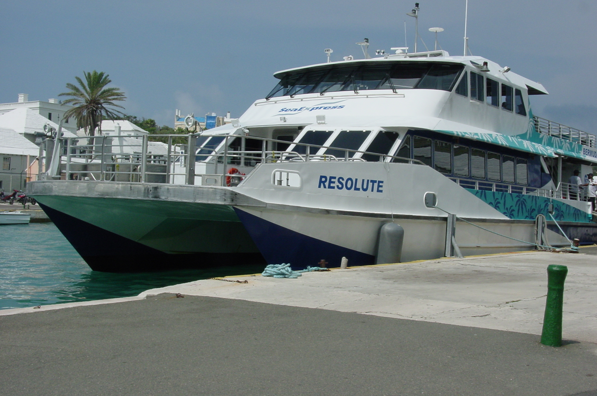 Government of Bermuda - Marine & Ports Services