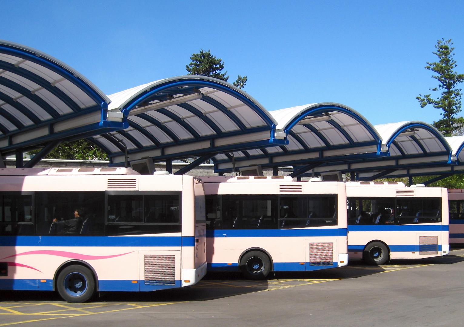 Hamilton Bus Terminal