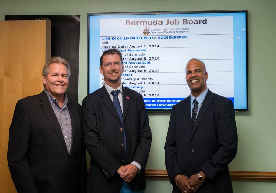 Government of Bermuda - Employment & Training