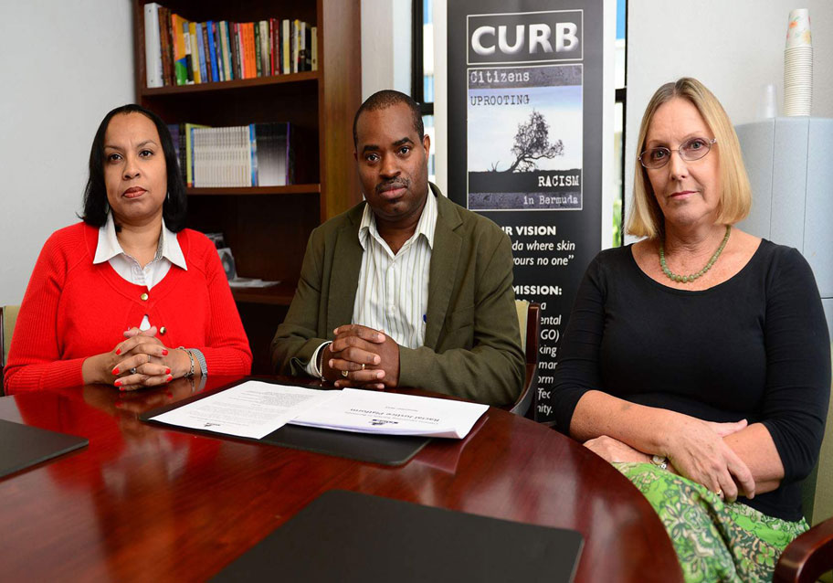 Citizens Uprooting Racism in Bermuda (CURB)