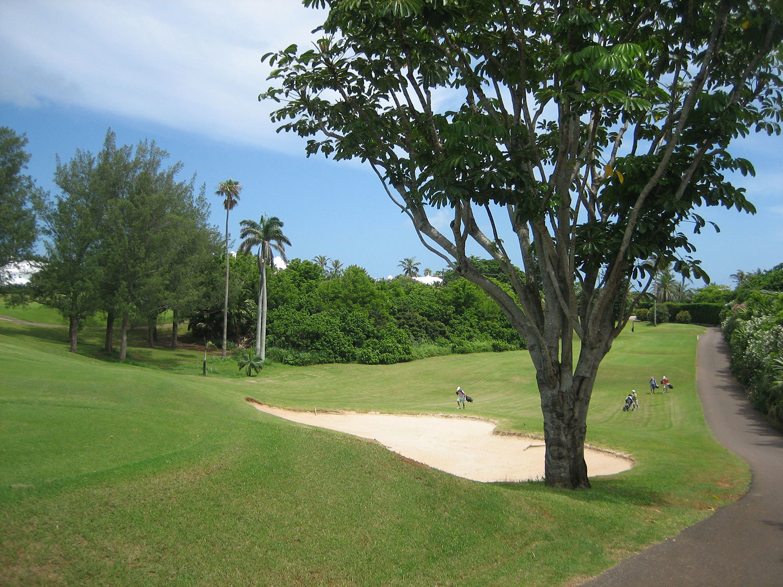Tucker's Point Golf Course