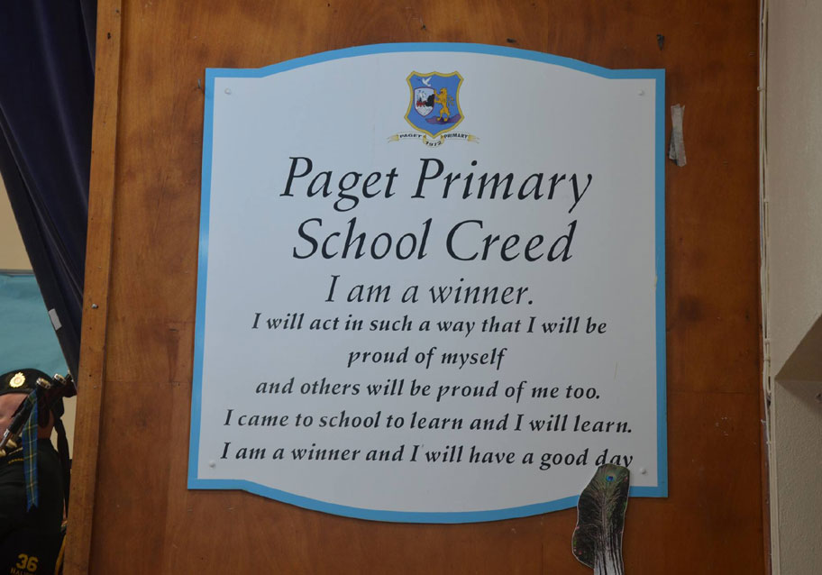 Paget Primary School