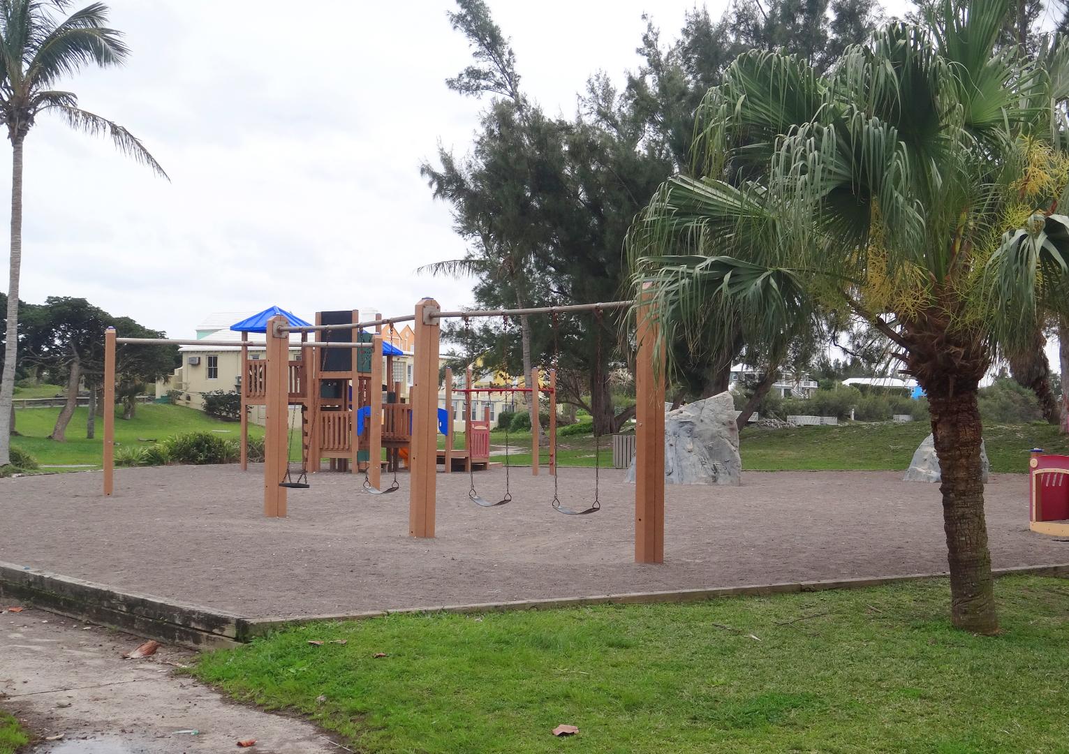 Shelly Bay Playground