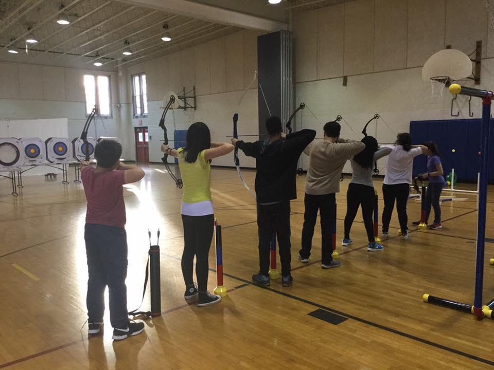 Bermuda Archery and Fencing, David Semos