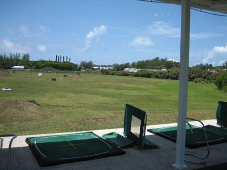 Bermuda Golf Academy Driving Range