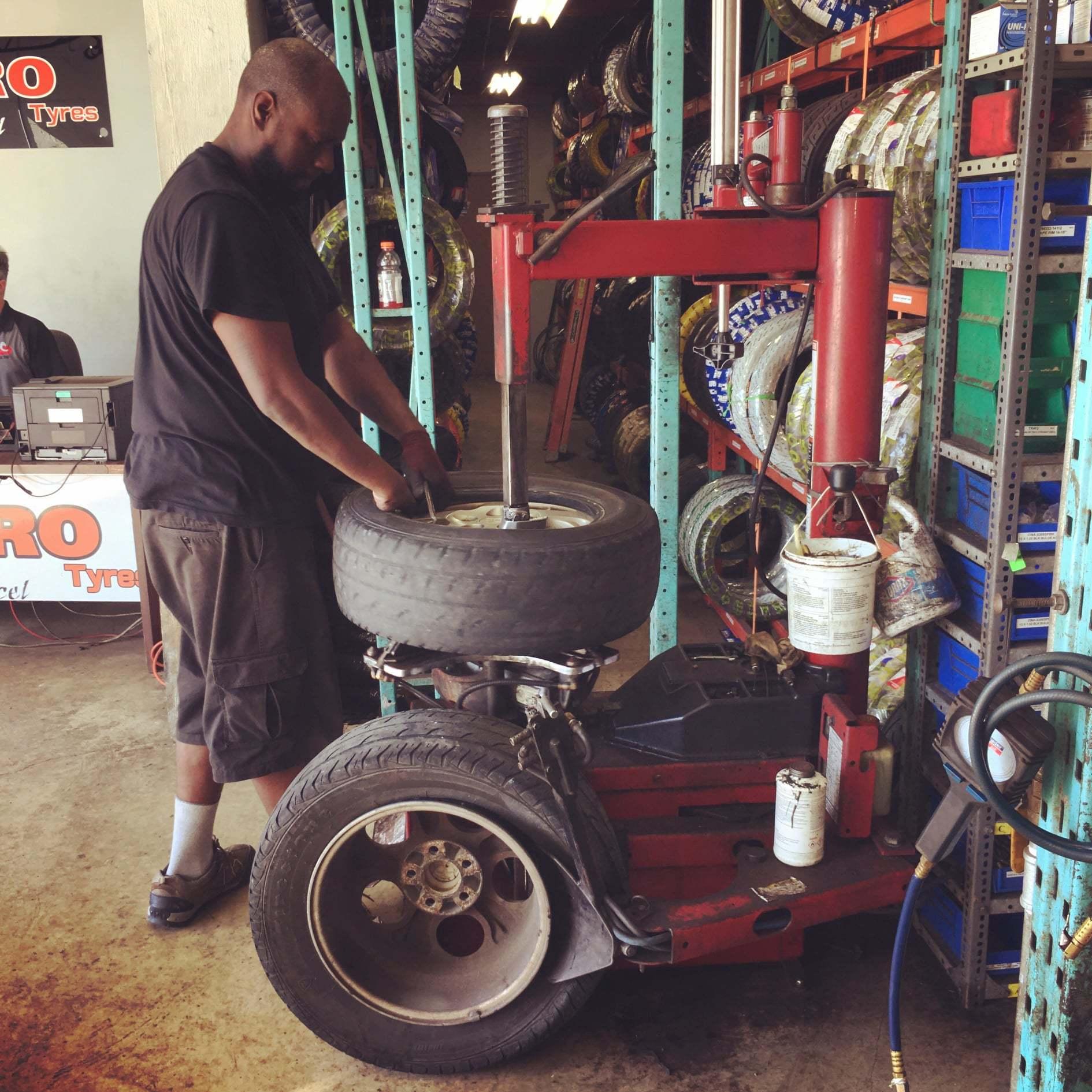 Bermuda Tire Co. Ltd.